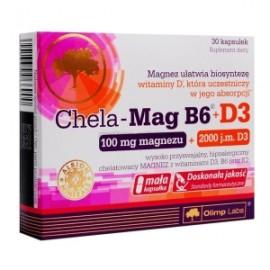 Chela-Mag B6+D3