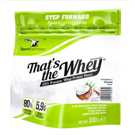 That's The Whey