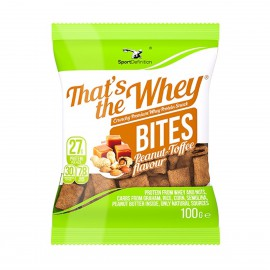 That's The Whey Bites