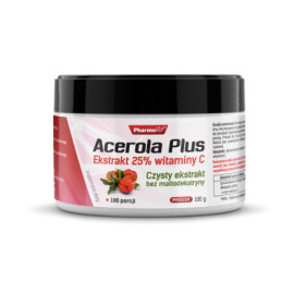 Acerola Plus Ekstrakt 25%...