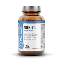 ADEK-Vit Softgel Active 60...