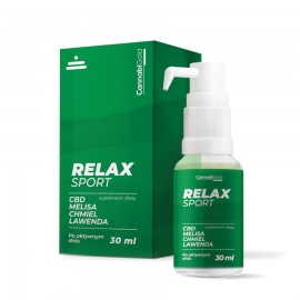 Sport Relax olejek 250mg